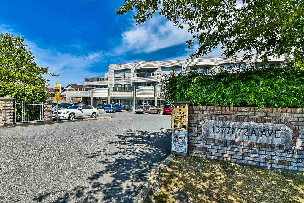 Condo Apartment at 214 13771 72A AVENUE, Unit 214, Surrey, British Columbia. Image 18