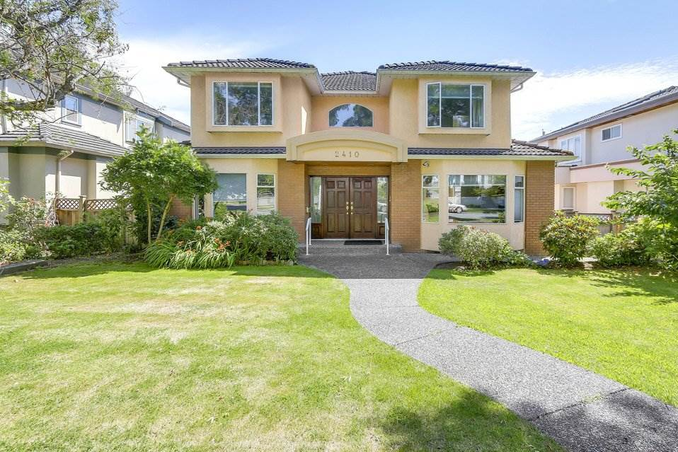 Detached at 2410 W 19TH AVENUE, Vancouver West, British Columbia. Image 1