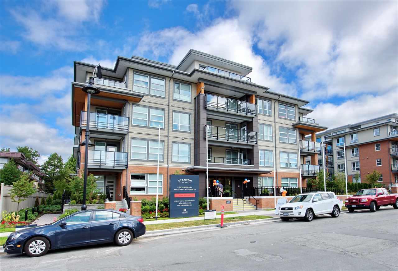 Condo Apartment at 213 607 COTTONWOOD AVENUE, Unit 213, Coquitlam, British Columbia. Image 1