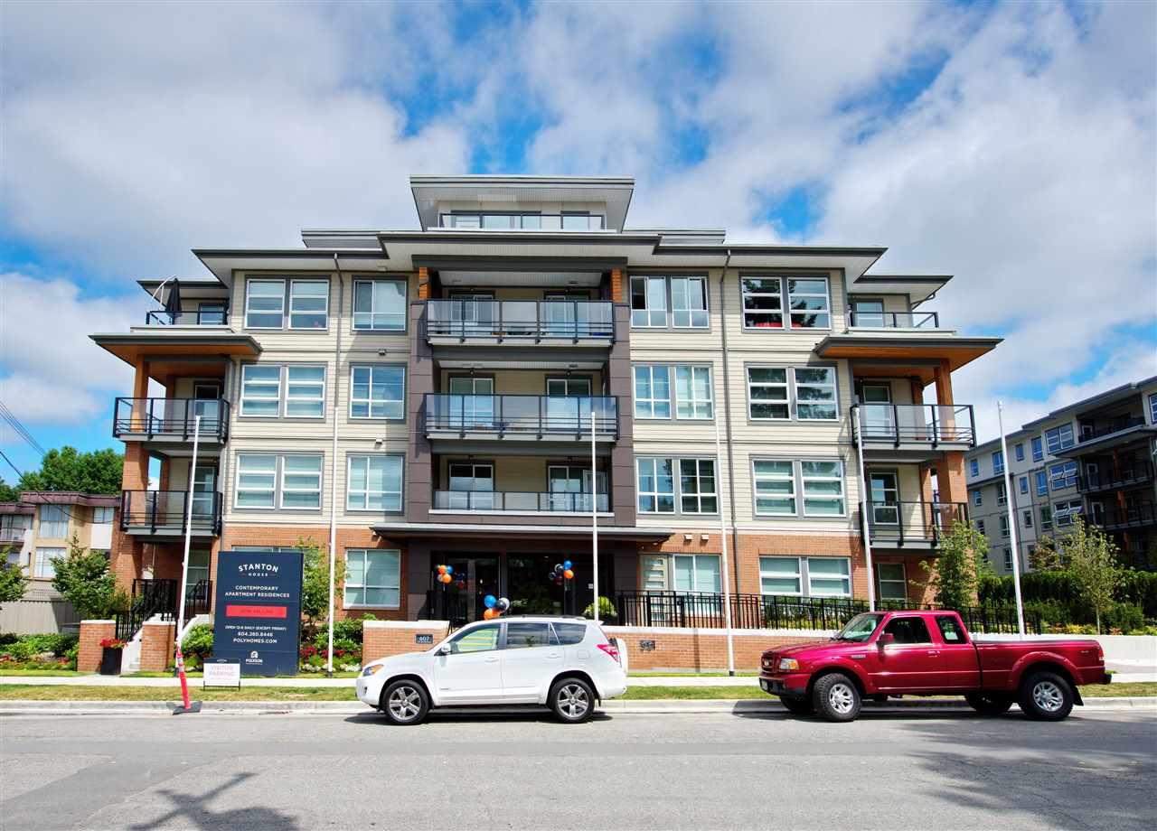 Condo Apartment at 213 607 COTTONWOOD AVENUE, Unit 213, Coquitlam, British Columbia. Image 2