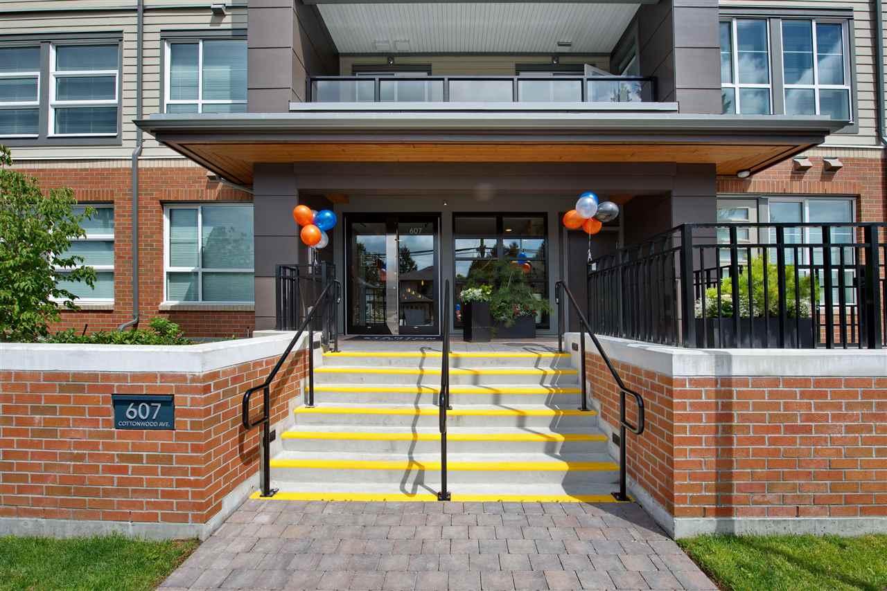 Condo Apartment at 213 607 COTTONWOOD AVENUE, Unit 213, Coquitlam, British Columbia. Image 3