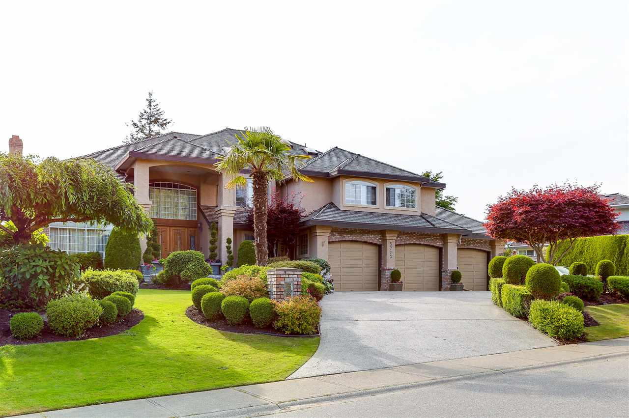Detached at 5723 125A STREET, Surrey, British Columbia. Image 1