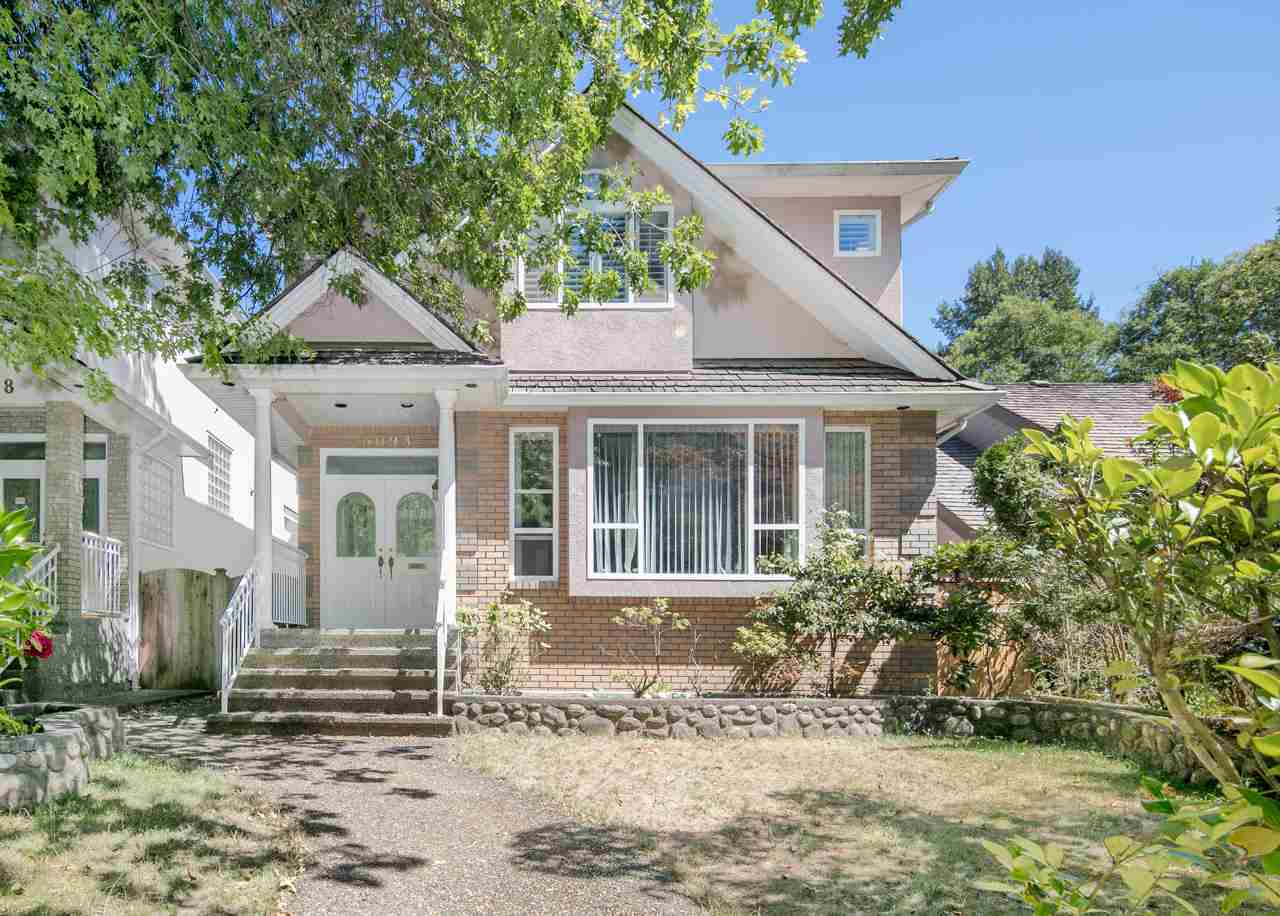Detached at 6098 CROWN STREET, Vancouver West, British Columbia. Image 1