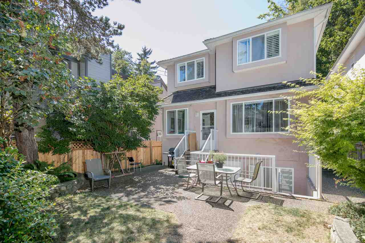Detached at 6098 CROWN STREET, Vancouver West, British Columbia. Image 16