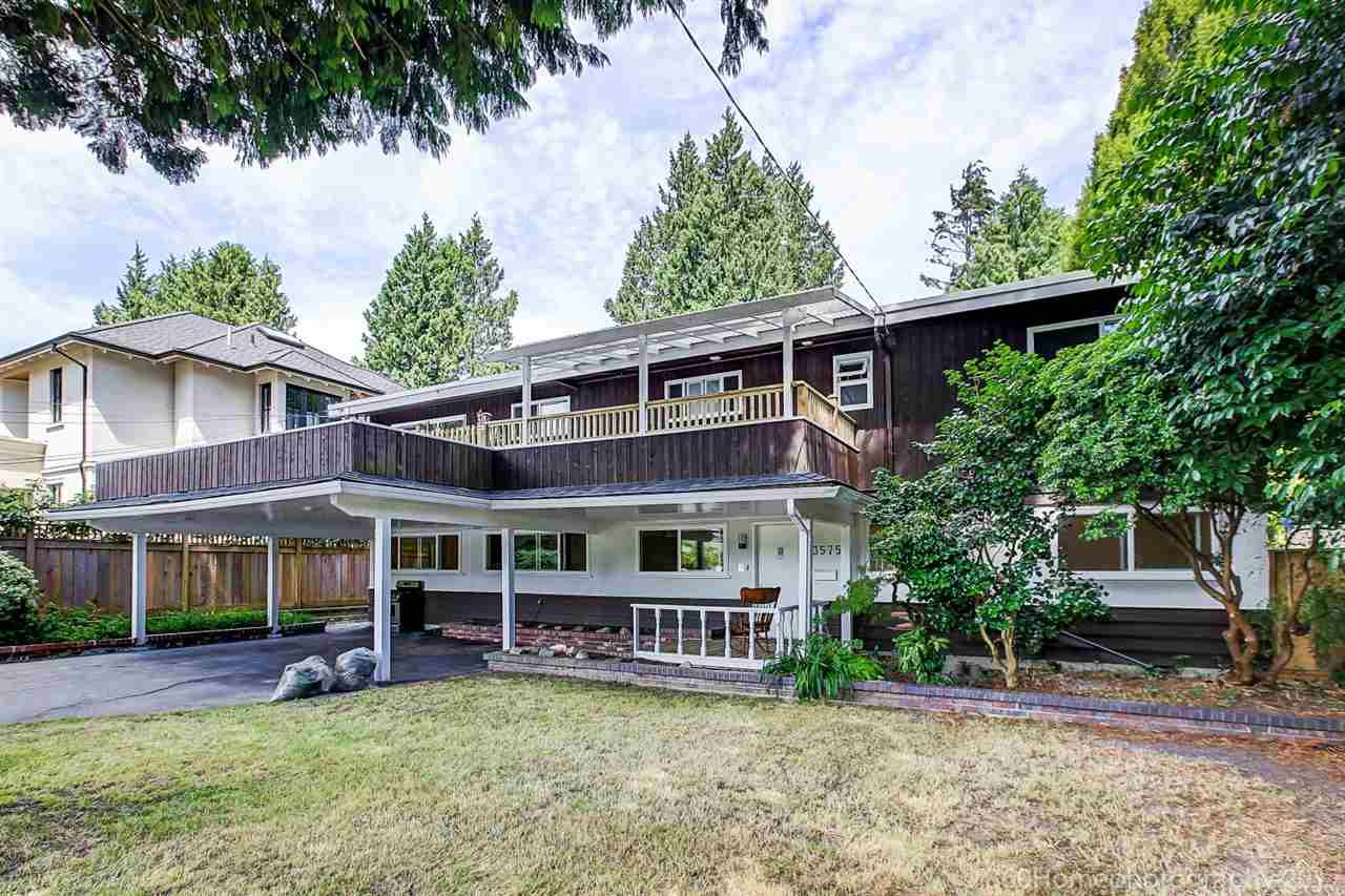Detached at 3575 W 49TH AVENUE, Vancouver West, British Columbia. Image 1