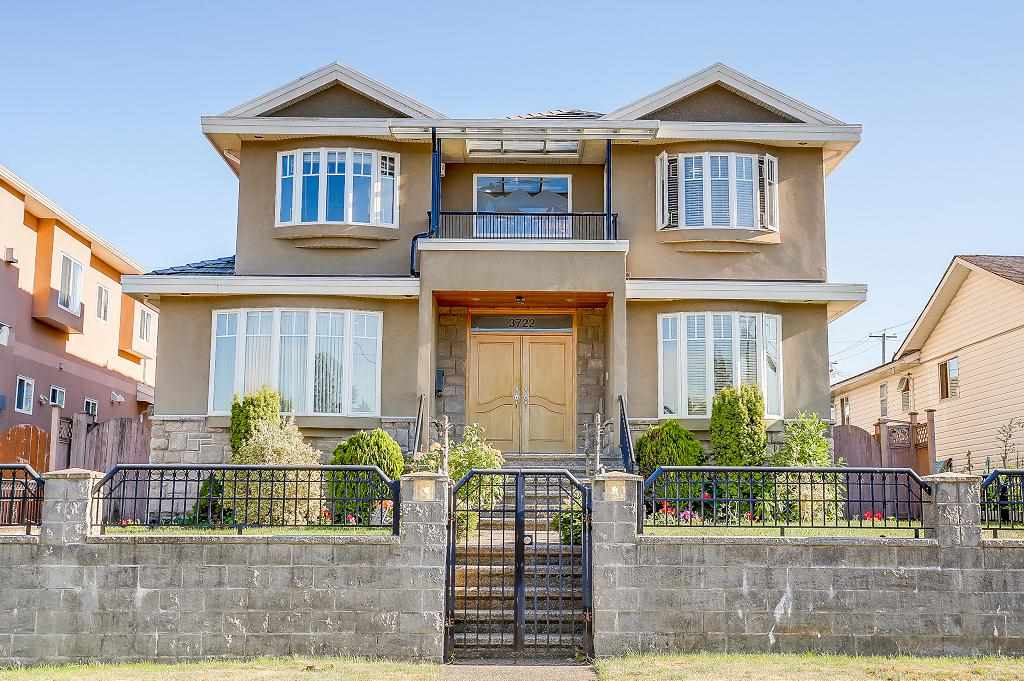 Detached at 3722 FOREST STREET, Burnaby South, British Columbia. Image 1