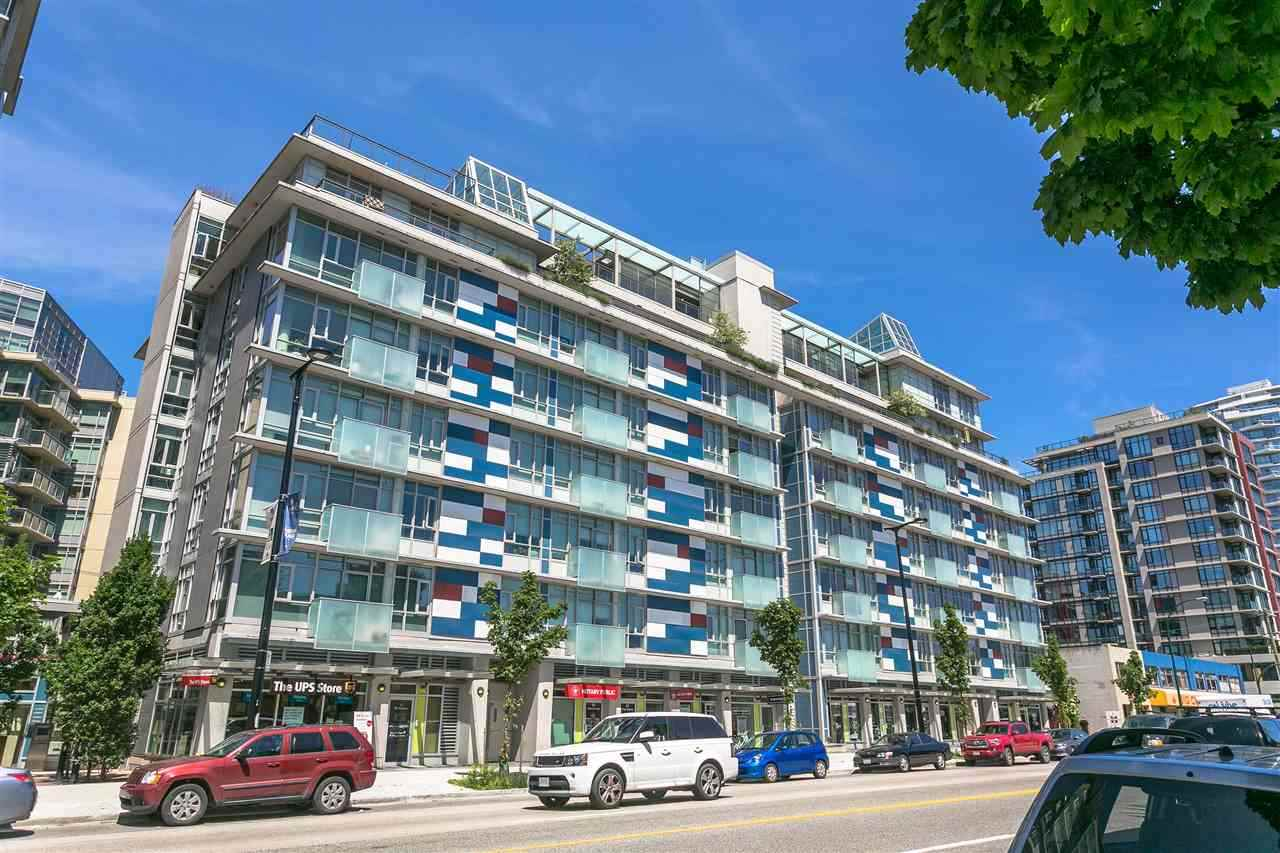 Condo Apartment at 901 63 W 2ND AVENUE, Unit 901, Vancouver West, British Columbia. Image 1