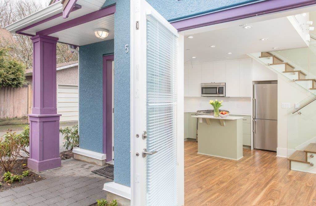 Detached at 5276 BALACLAVA STREET, Vancouver West, British Columbia. Image 16