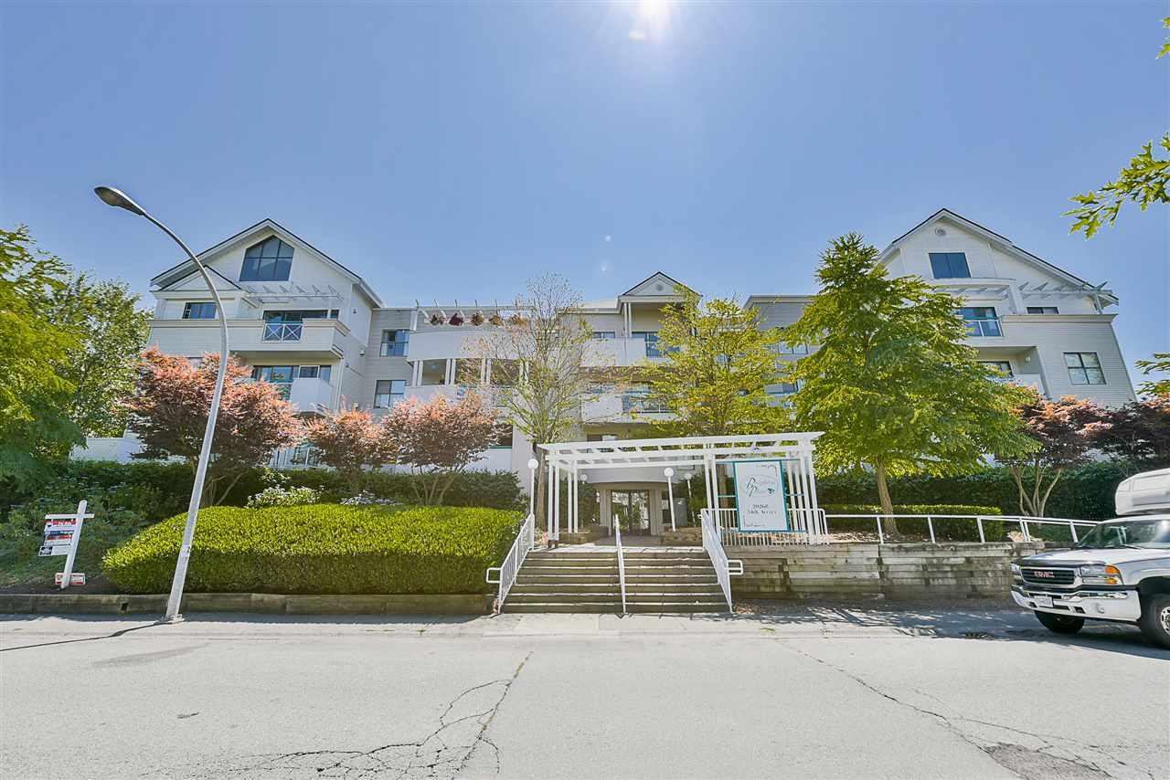 Condo Apartment at 206 20268 54 AVENUE, Unit 206, Langley, British Columbia. Image 1
