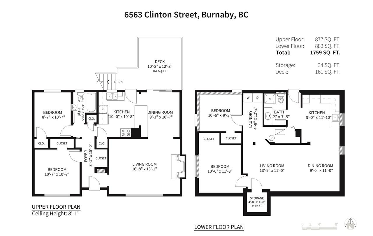 Detached at 6563 CLINTON STREET, Burnaby South, British Columbia. Image 20