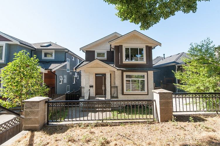 Detached at 3230 E 8TH AVENUE, Vancouver East, British Columbia. Image 1