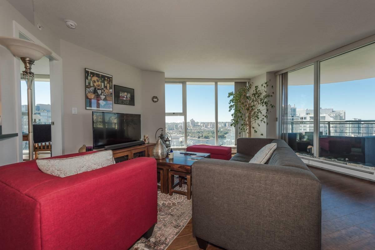 Condo Apartment at 3503 1009 EXPO BOULEVARD, Unit 3503, Vancouver West, British Columbia. Image 3