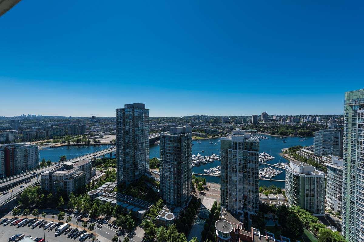 Condo Apartment at 3503 1009 EXPO BOULEVARD, Unit 3503, Vancouver West, British Columbia. Image 8