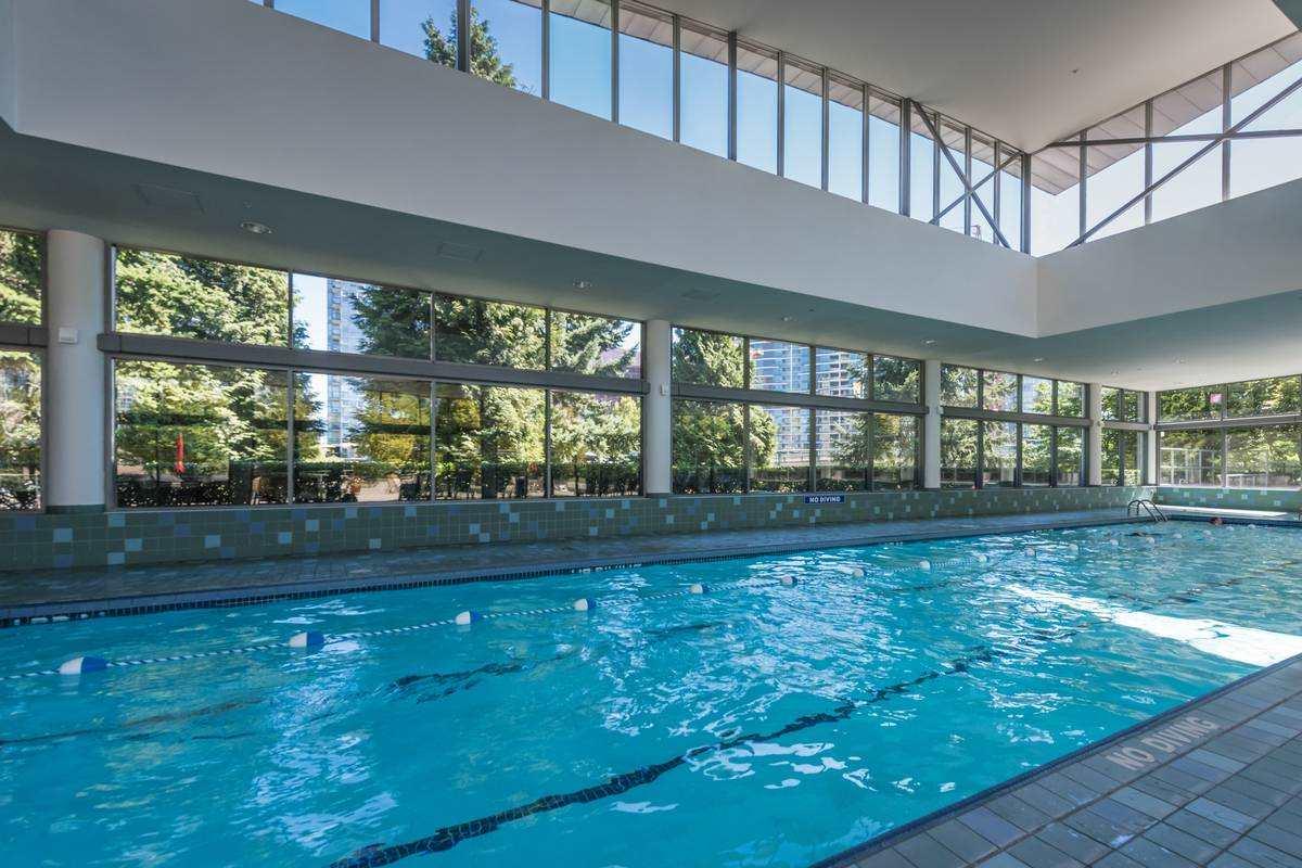 Condo Apartment at 3503 1009 EXPO BOULEVARD, Unit 3503, Vancouver West, British Columbia. Image 14