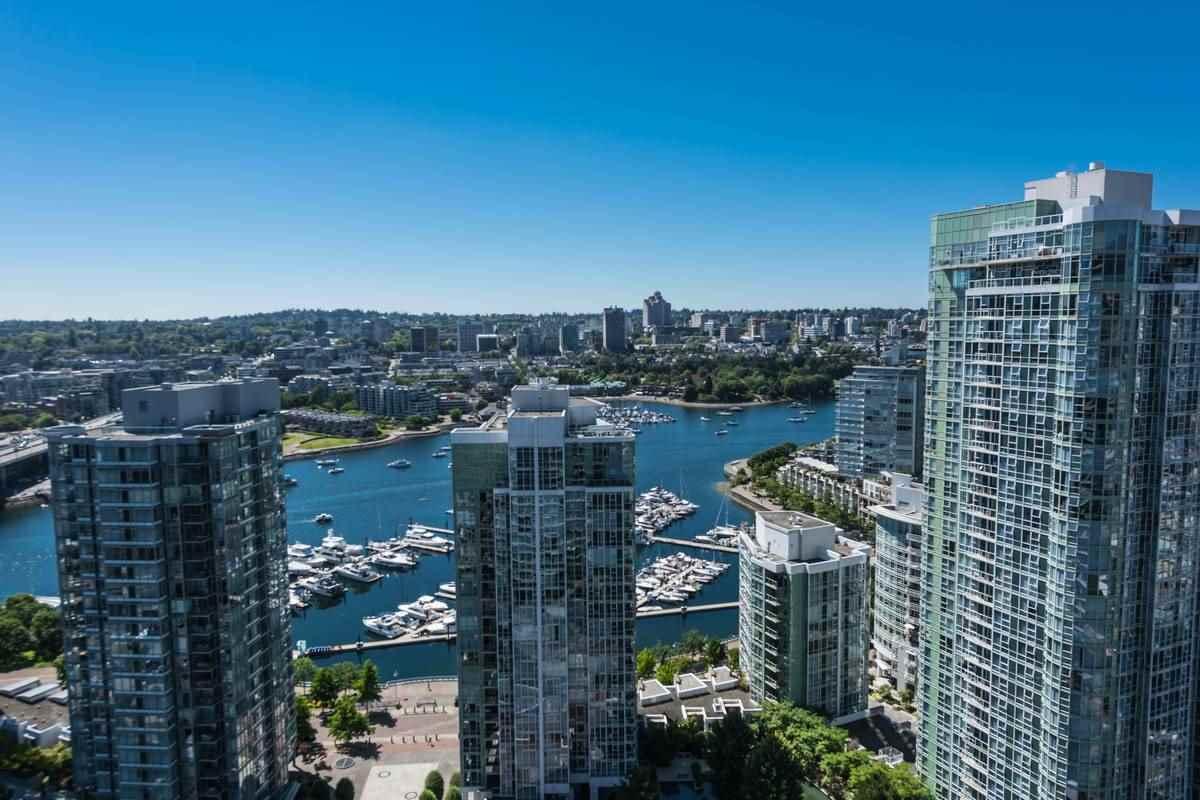 Condo Apartment at 3503 1009 EXPO BOULEVARD, Unit 3503, Vancouver West, British Columbia. Image 19