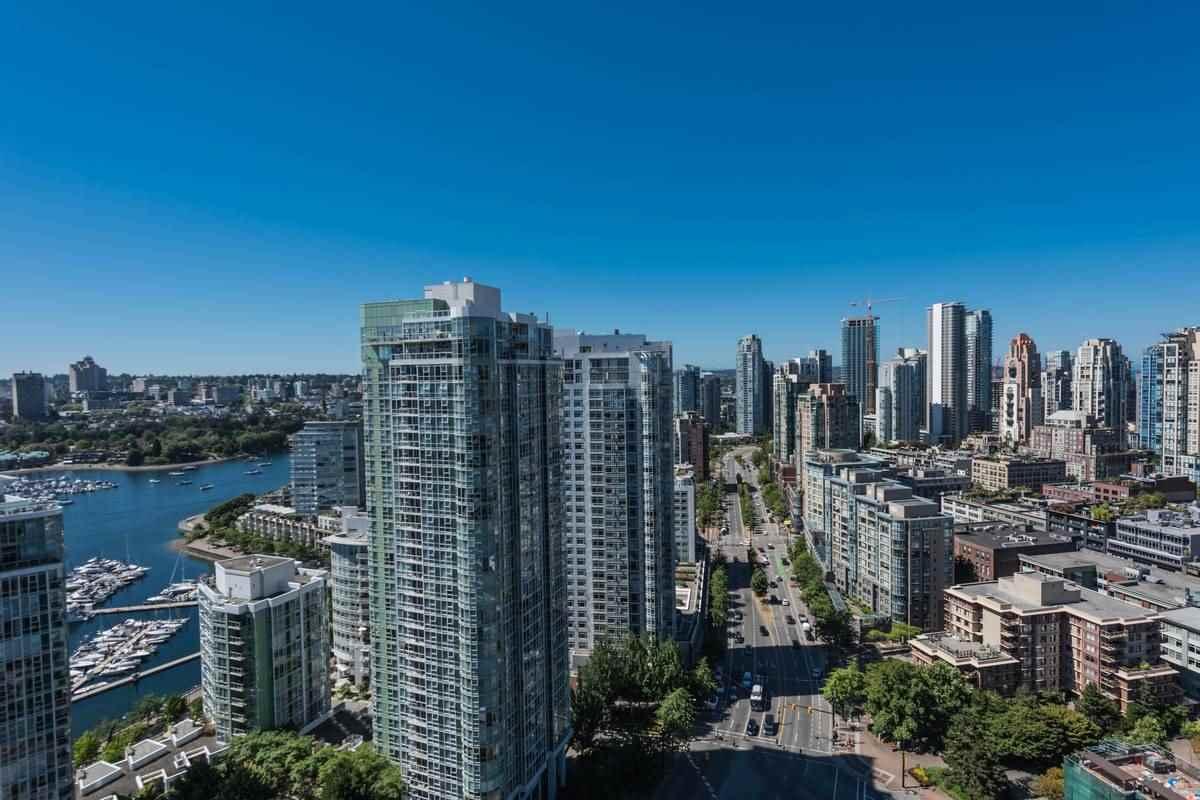 Condo Apartment at 3503 1009 EXPO BOULEVARD, Unit 3503, Vancouver West, British Columbia. Image 20