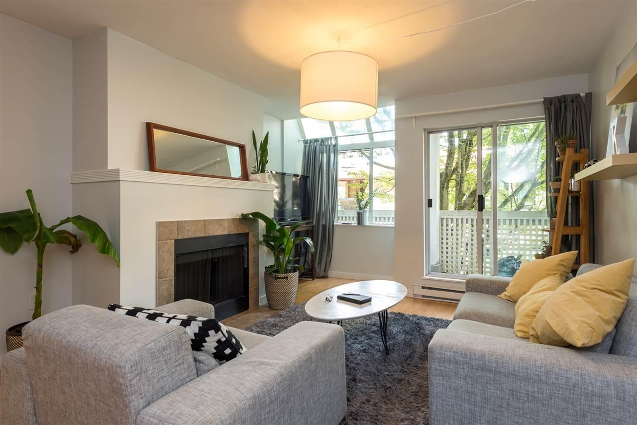 Condo Apartment at 107 7471 BLUNDELL ROAD, Unit 107, Richmond, British Columbia. Image 1