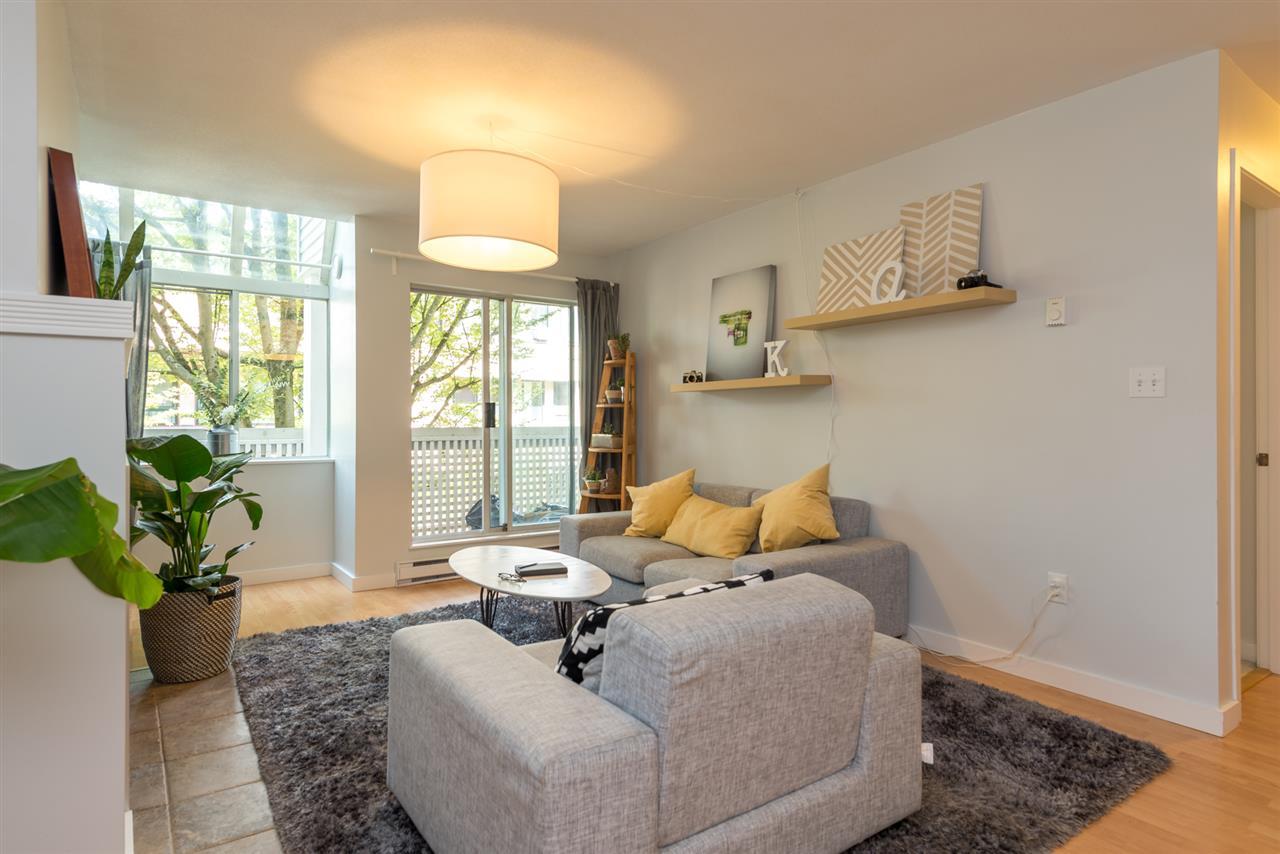 Condo Apartment at 107 7471 BLUNDELL ROAD, Unit 107, Richmond, British Columbia. Image 2