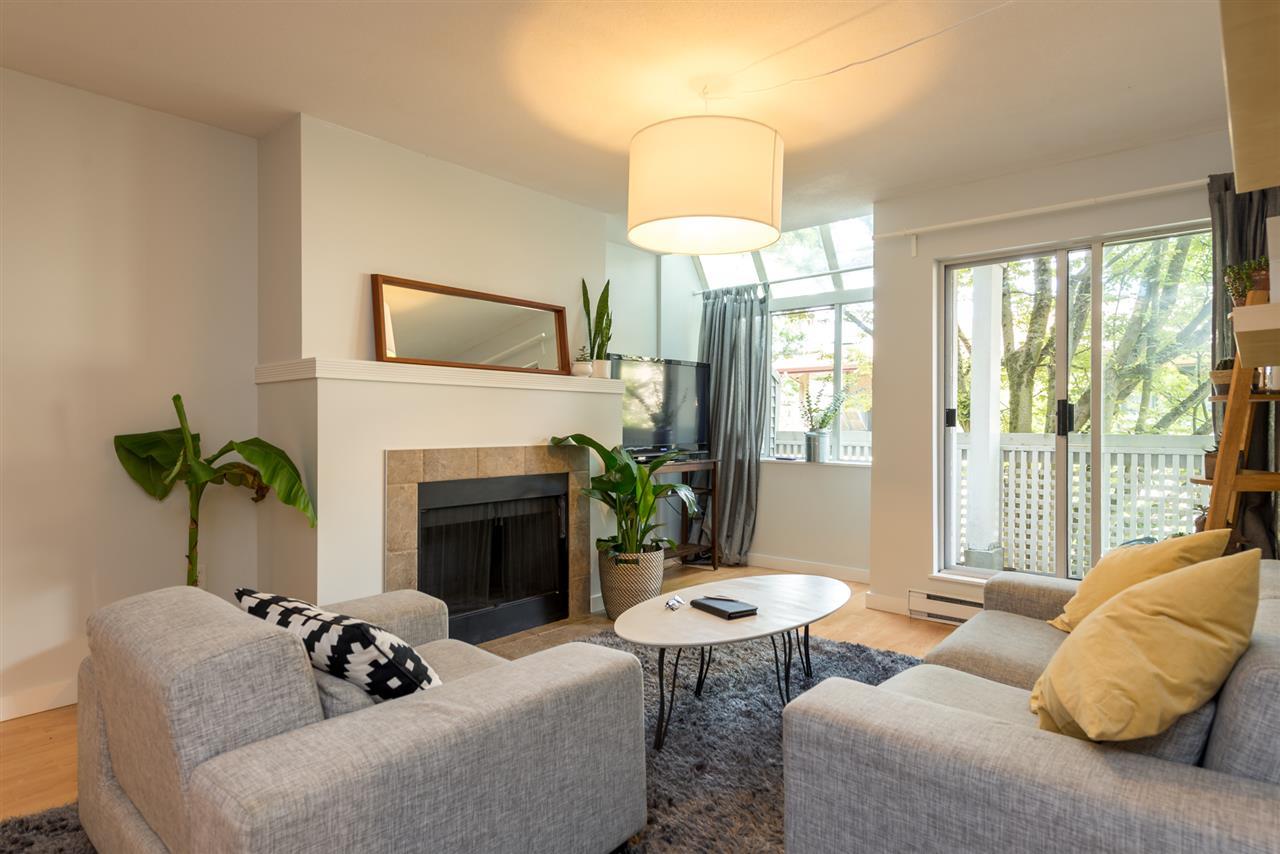 Condo Apartment at 107 7471 BLUNDELL ROAD, Unit 107, Richmond, British Columbia. Image 3
