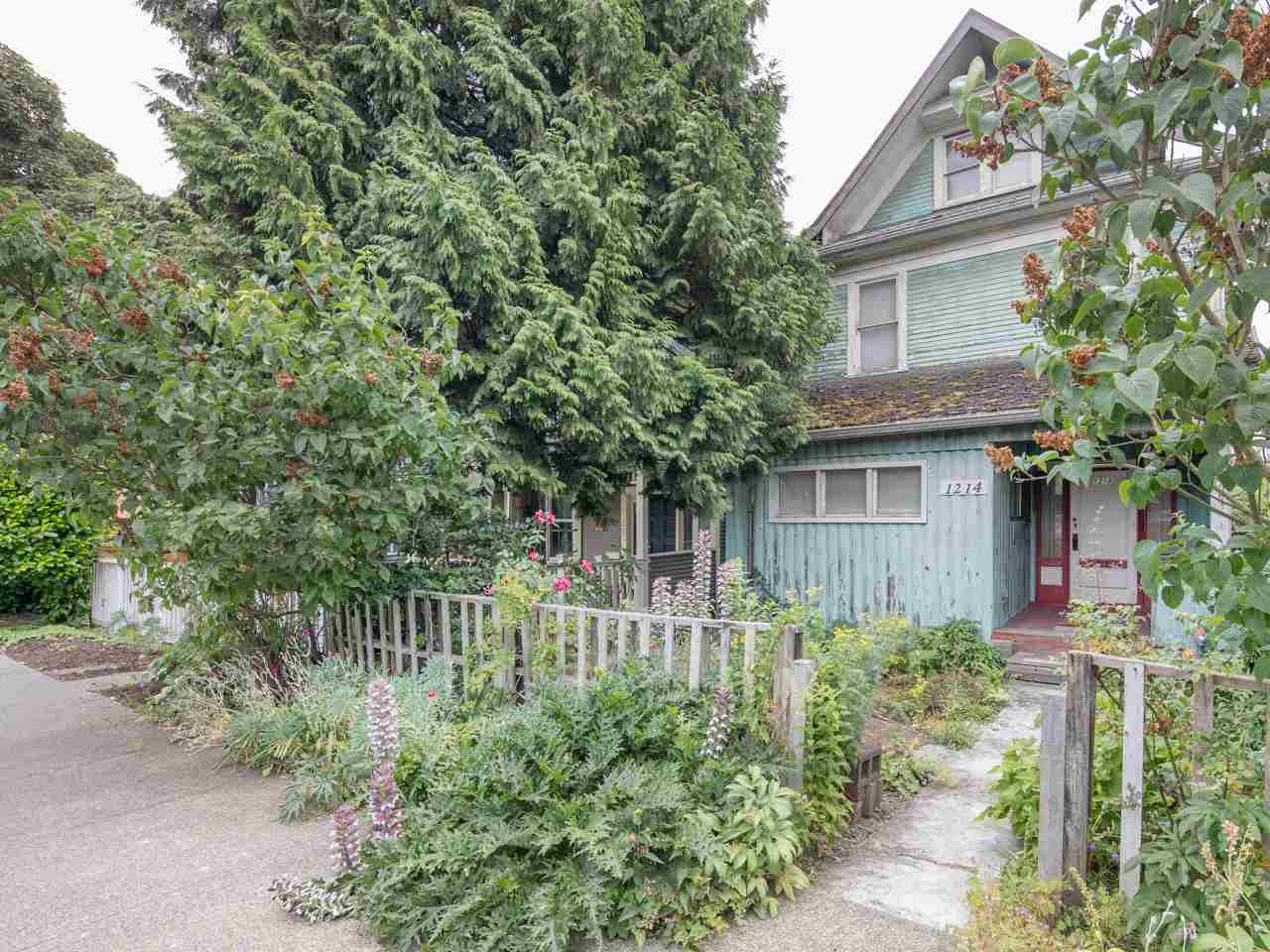 Detached at 1214 E GEORGIA STREET, Vancouver East, British Columbia. Image 13