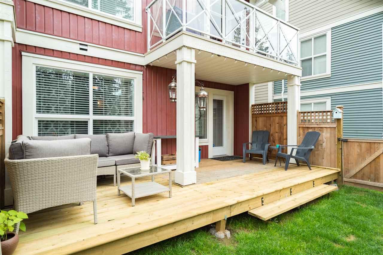Townhouse at 3 5837 SAPPERS WAY, Unit 3, Sardis, British Columbia. Image 1