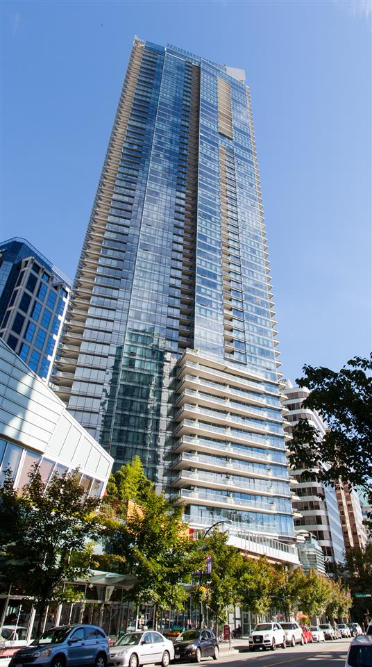 Condo Apartment at 1702 1111 ALBERNI STREET, Unit 1702, Vancouver West, British Columbia. Image 1