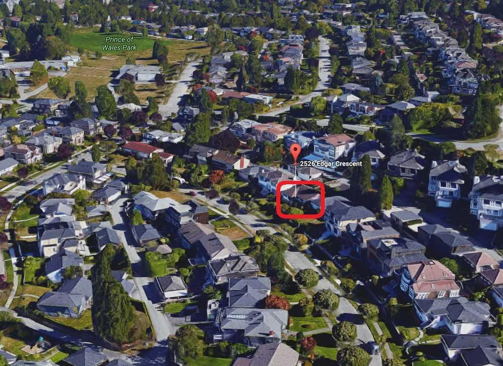 Detached at 2526 EDGAR CRESCENT, Vancouver West, British Columbia. Image 11