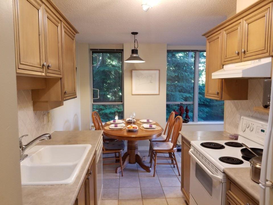Condo Apartment at 306 5639 HAMPTON PLACE, Unit 306, Vancouver West, British Columbia. Image 6