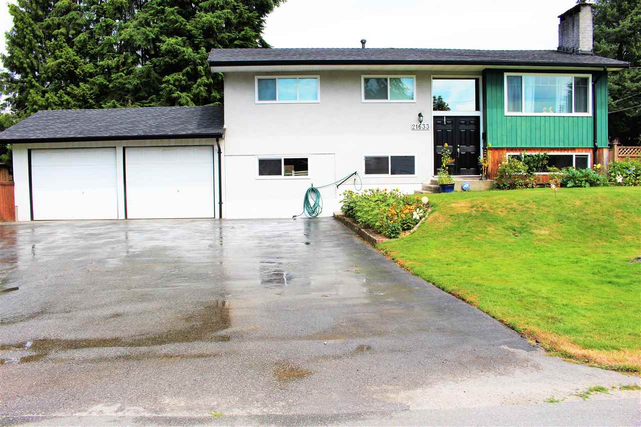 Detached at 21633 DONOVAN AVENUE, Maple Ridge, British Columbia. Image 1