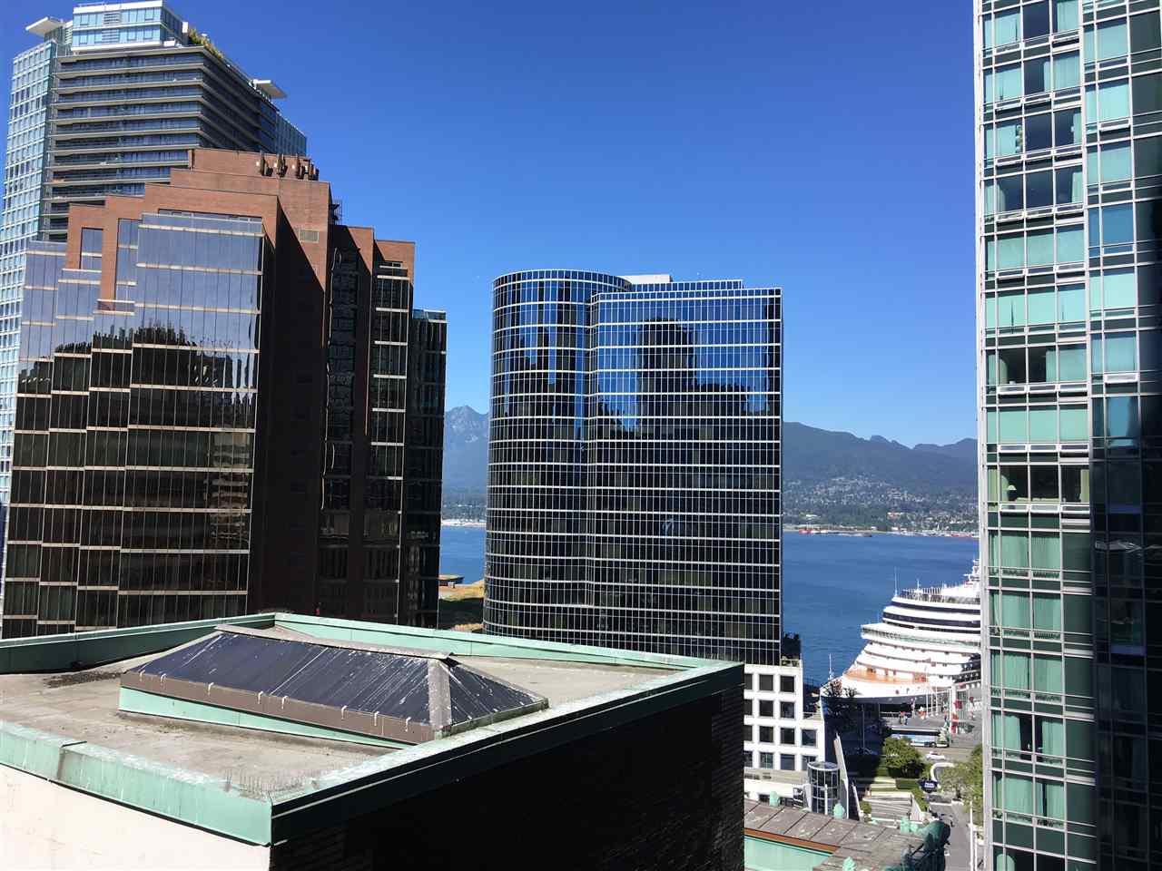Condo Apartment at 1407 838 W HASTINGS STREET, Unit 1407, Vancouver West, British Columbia. Image 1