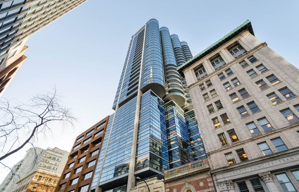 Condo Apartment at 1407 838 W HASTINGS STREET, Unit 1407, Vancouver West, British Columbia. Image 3