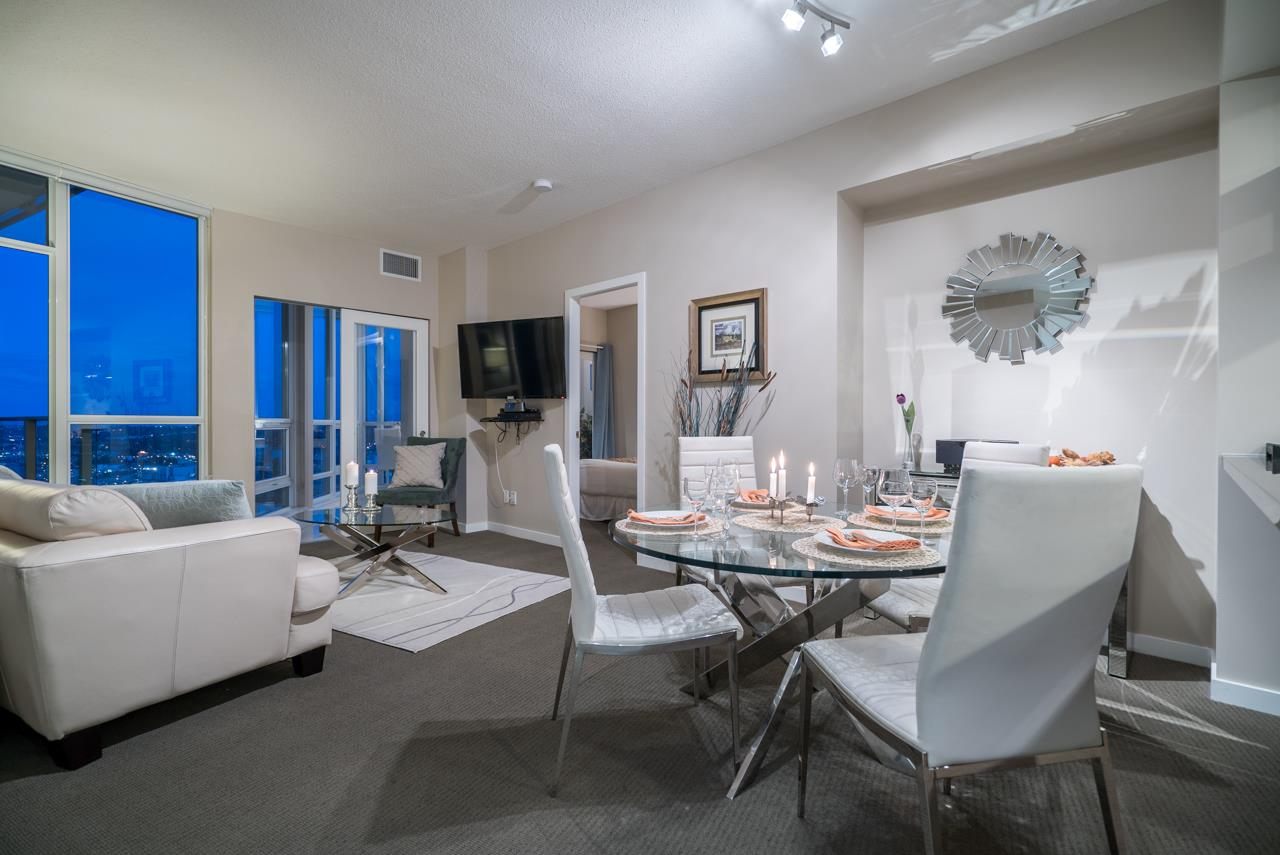 Condo Apartment at 3503 833 SEYMOUR STREET, Unit 3503, Vancouver West, British Columbia. Image 3