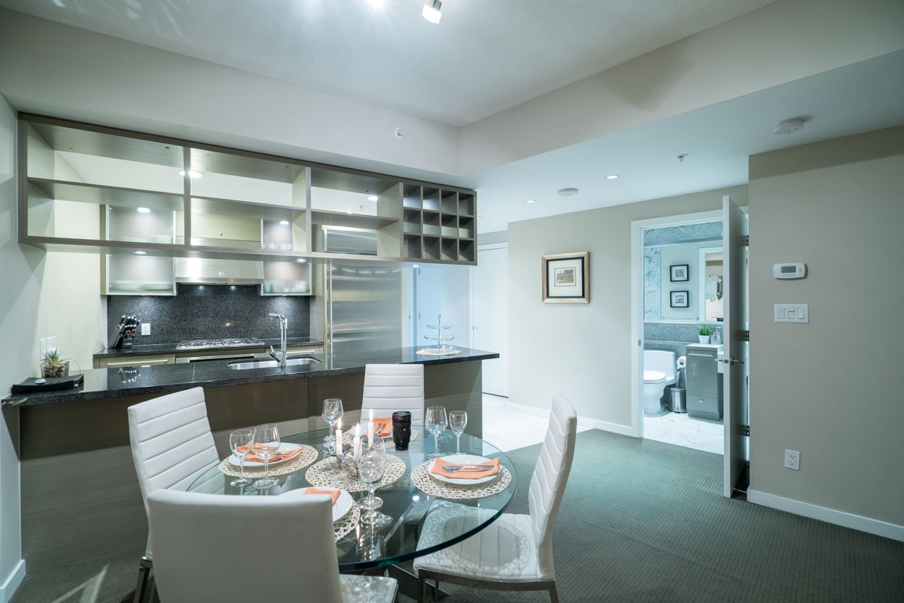 Condo Apartment at 3503 833 SEYMOUR STREET, Unit 3503, Vancouver West, British Columbia. Image 4