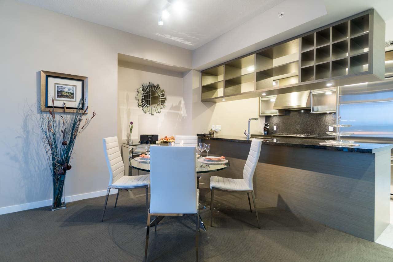 Condo Apartment at 3503 833 SEYMOUR STREET, Unit 3503, Vancouver West, British Columbia. Image 5
