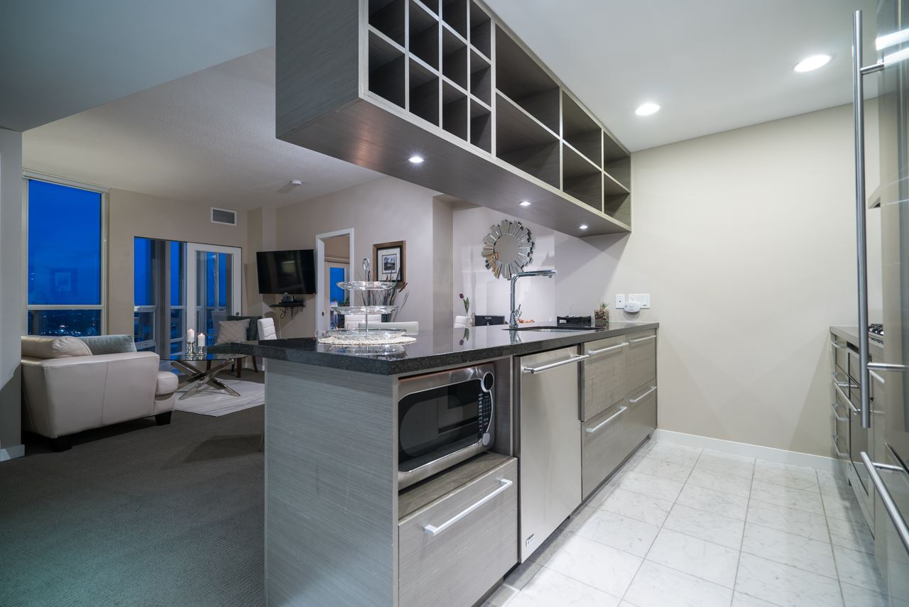 Condo Apartment at 3503 833 SEYMOUR STREET, Unit 3503, Vancouver West, British Columbia. Image 6