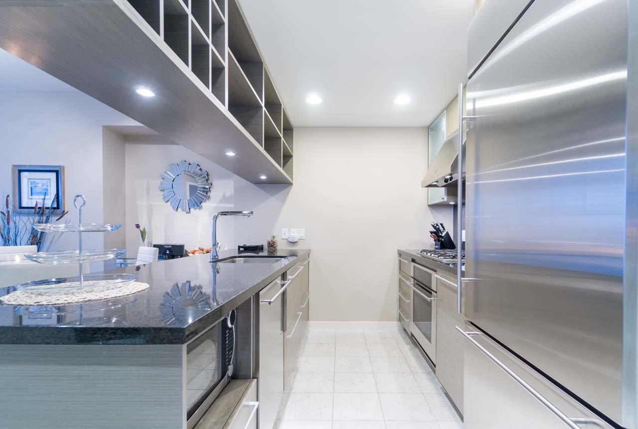 Condo Apartment at 3503 833 SEYMOUR STREET, Unit 3503, Vancouver West, British Columbia. Image 7