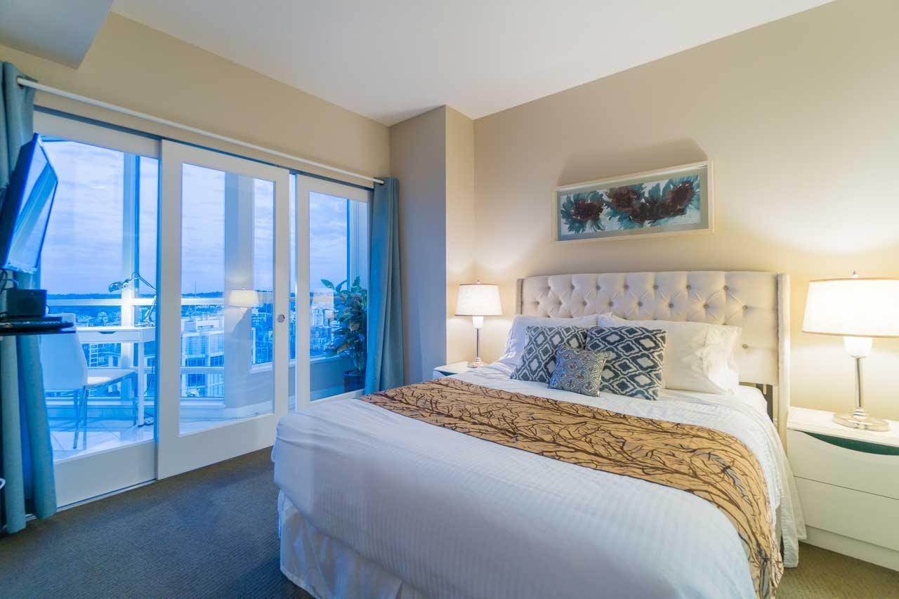 Condo Apartment at 3503 833 SEYMOUR STREET, Unit 3503, Vancouver West, British Columbia. Image 12