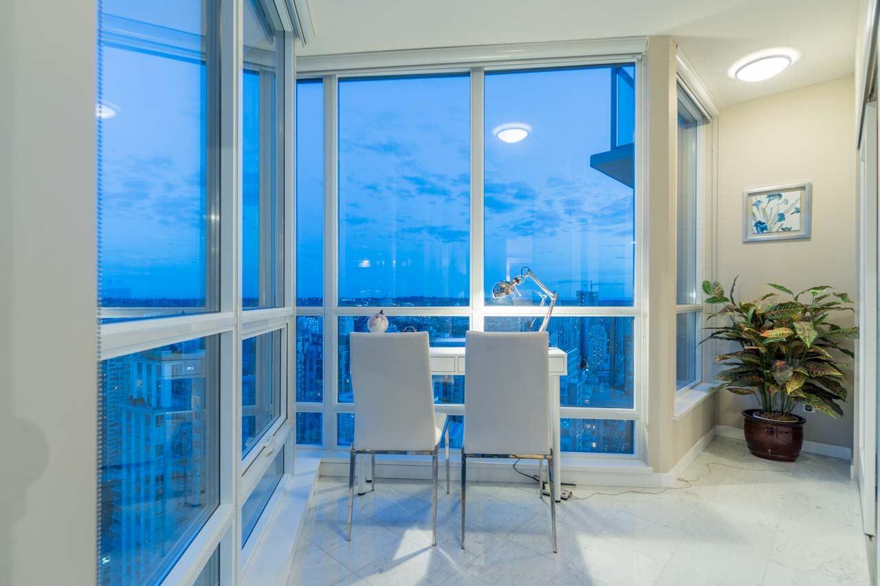 Condo Apartment at 3503 833 SEYMOUR STREET, Unit 3503, Vancouver West, British Columbia. Image 13