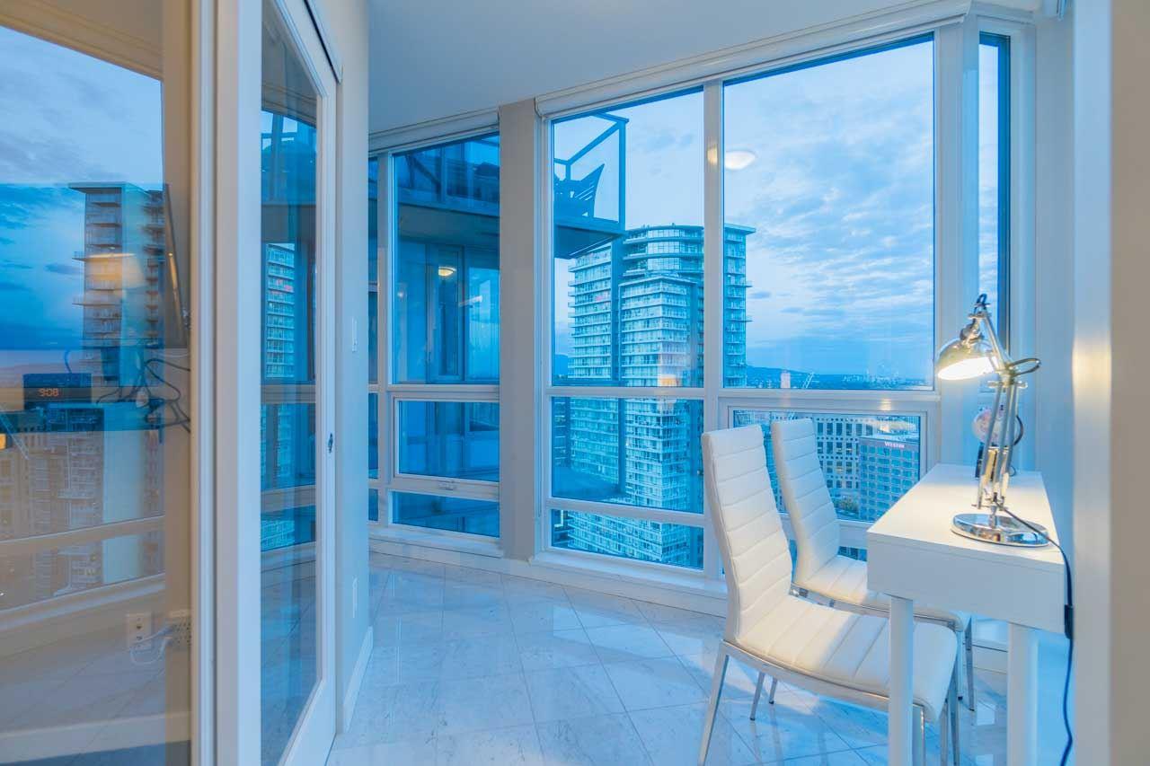 Condo Apartment at 3503 833 SEYMOUR STREET, Unit 3503, Vancouver West, British Columbia. Image 14