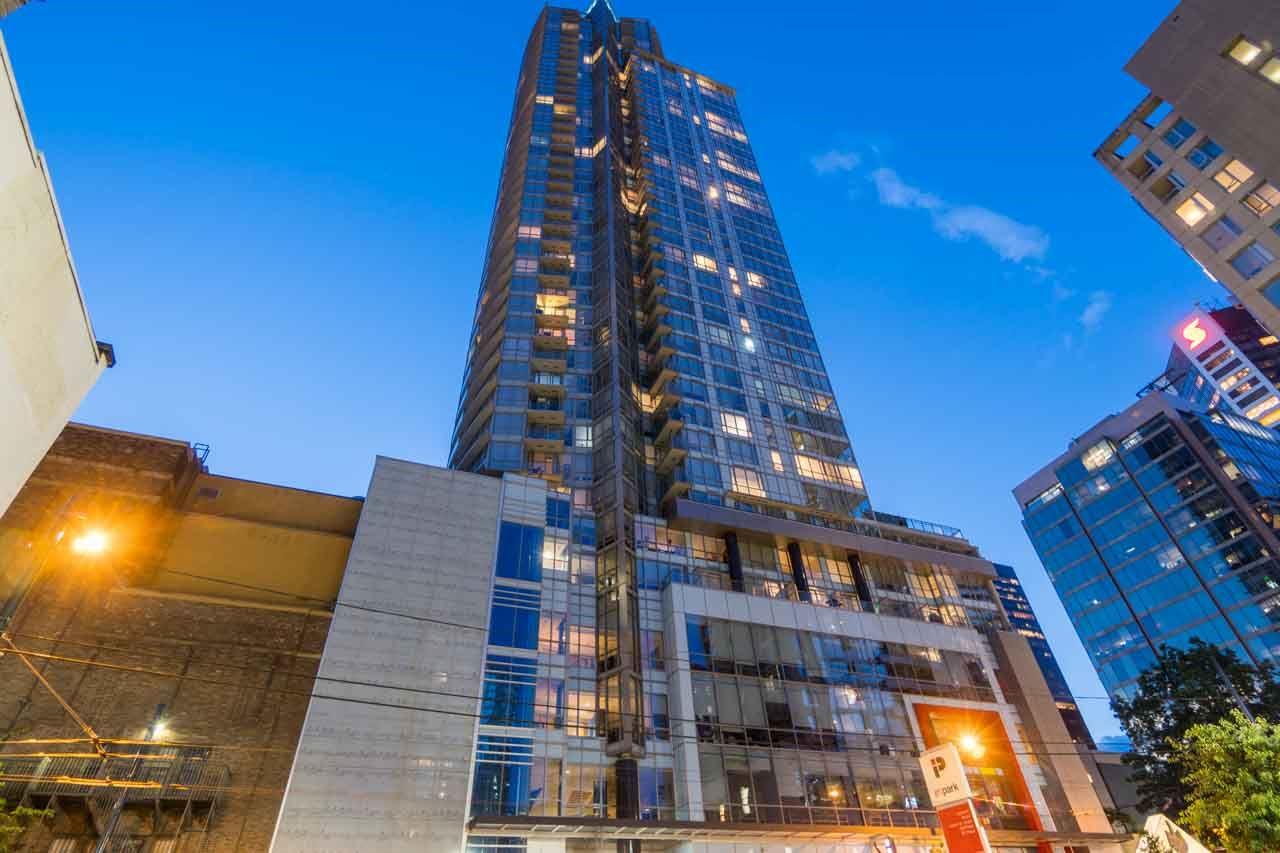 Condo Apartment at 3503 833 SEYMOUR STREET, Unit 3503, Vancouver West, British Columbia. Image 19
