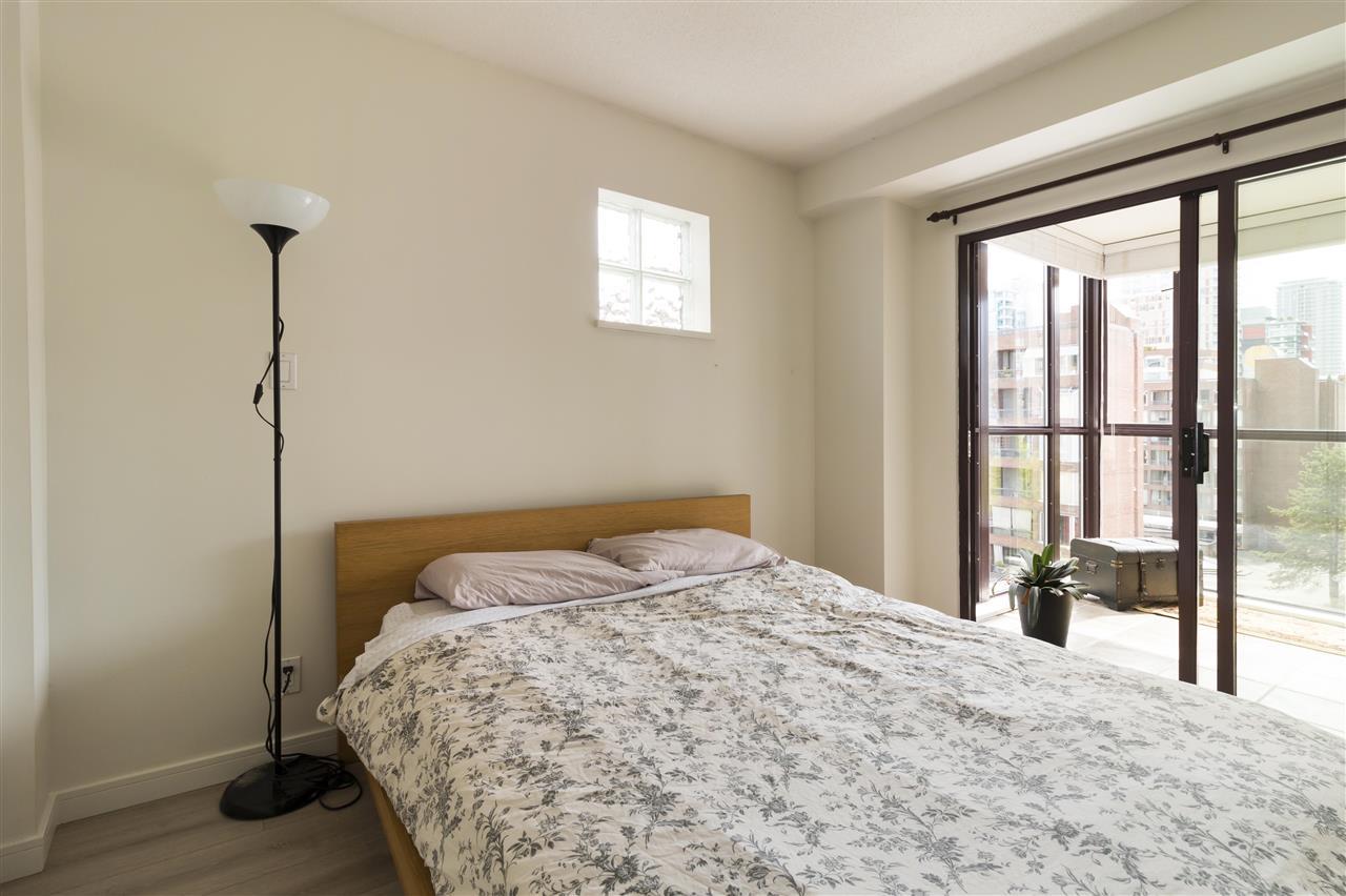 Condo Apartment at 708 1003 PACIFIC STREET, Unit 708, Vancouver West, British Columbia. Image 6