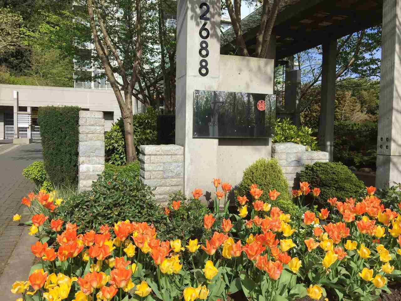 Condo Apartment at 1503 2688 WEST MALL, Unit 1503, Vancouver West, British Columbia. Image 10