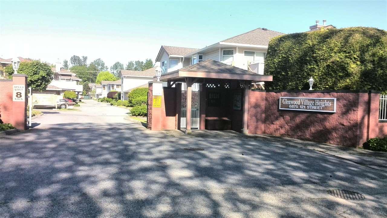 Townhouse at 252 6875 121 STREET, Unit 252, Surrey, British Columbia. Image 1