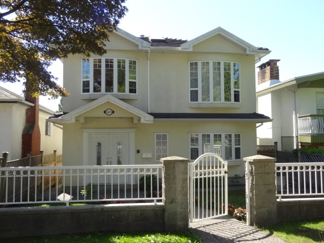 Detached at 5635 SHERBROOKE STREET, Vancouver East, British Columbia. Image 1