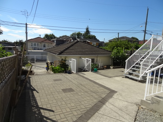 Detached at 5635 SHERBROOKE STREET, Vancouver East, British Columbia. Image 14