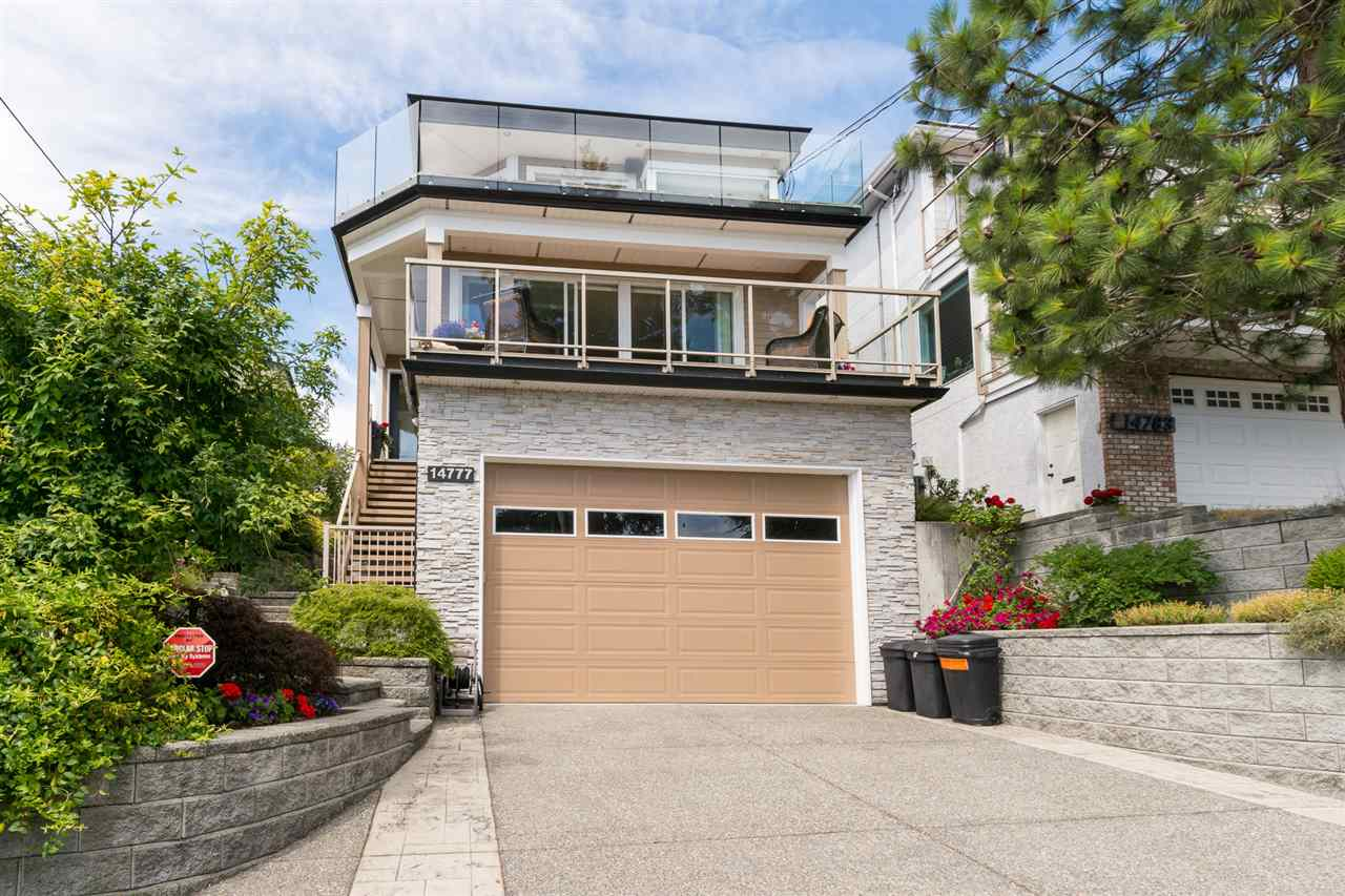 Detached at 14777 OXENHAM AVENUE, South Surrey White Rock, British Columbia. Image 1