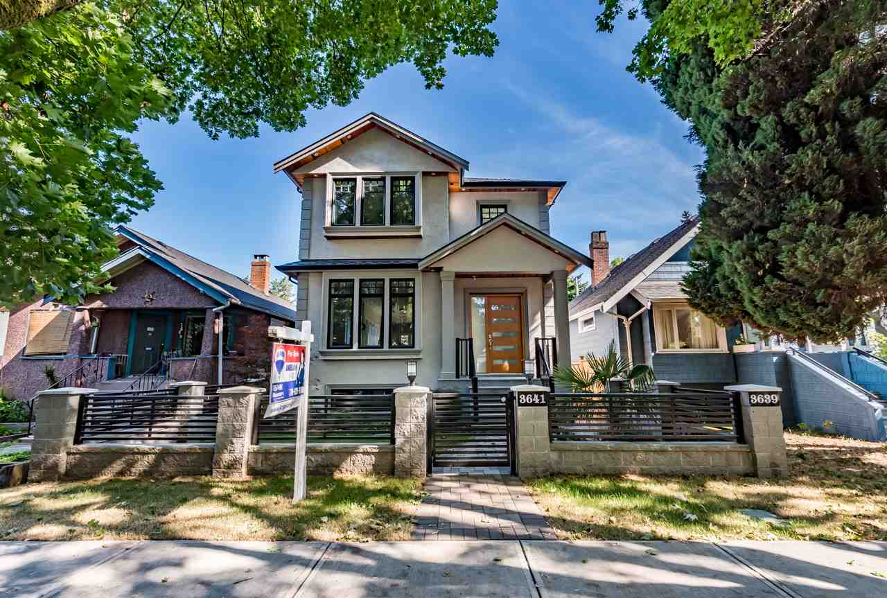 Detached at 3641 W 11TH AVENUE, Vancouver West, British Columbia. Image 1