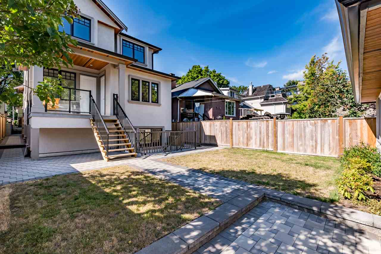 Detached at 3641 W 11TH AVENUE, Vancouver West, British Columbia. Image 18