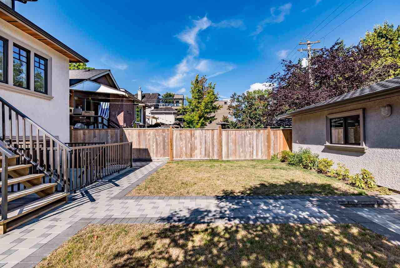 Detached at 3641 W 11TH AVENUE, Vancouver West, British Columbia. Image 20