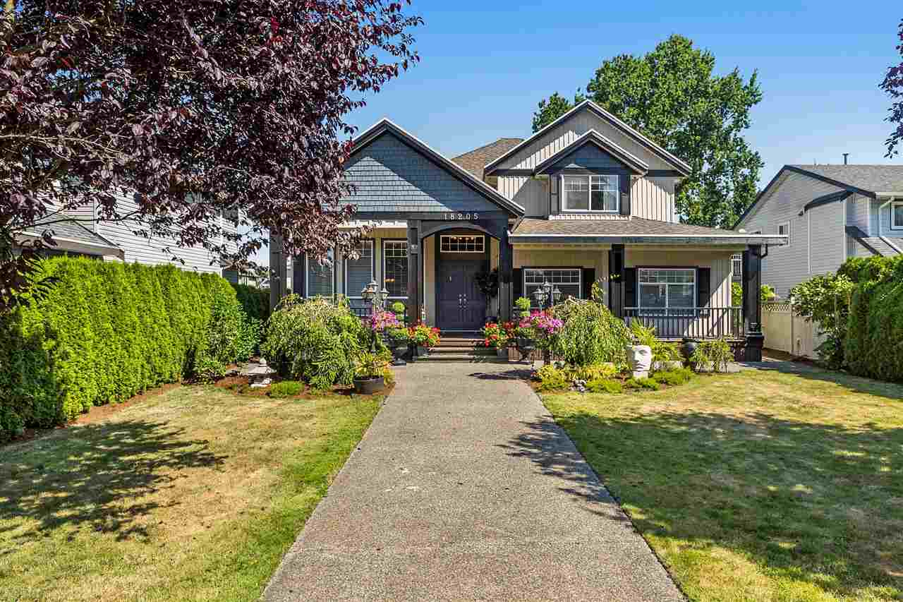 Detached at 18205 60TH AVENUE, Cloverdale, British Columbia. Image 1